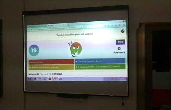 U sklopu projekta provedeno 14 edukativnih dječjih radionica